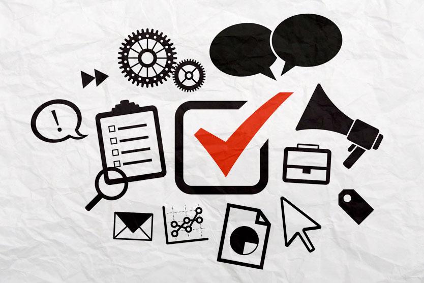 Content Marketing Design Visual